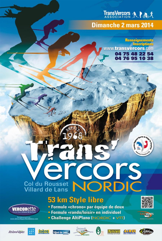 Trans-Vercors-Nordic